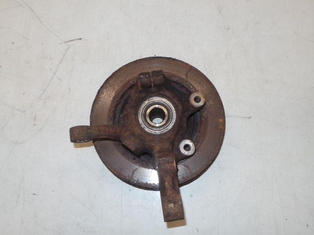 RENAULT KANGOO PHASE 1 1.9 DCI RIGHT FRONT HUB AND DISK